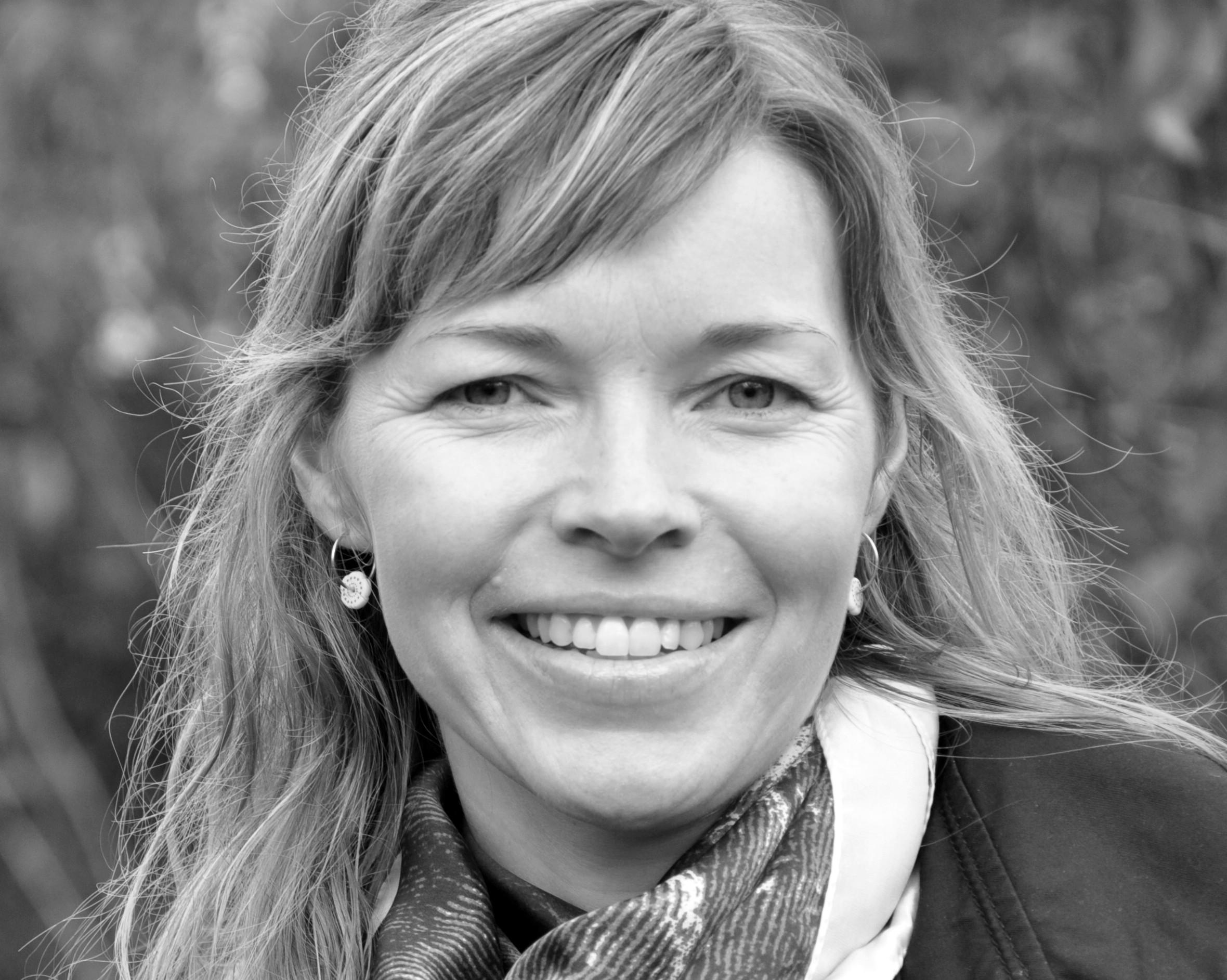 Havedesigner Birgit Aarsleff Sommer
